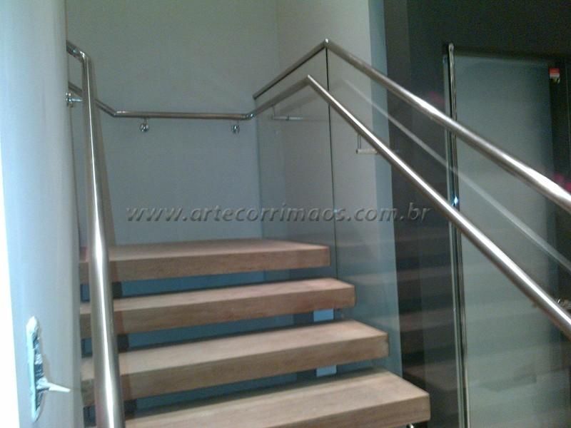 Extremamente Guarda Corpo - Arte Corrimãos e Escadas HY62