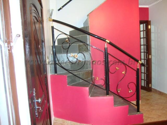corrimaos de escadas
