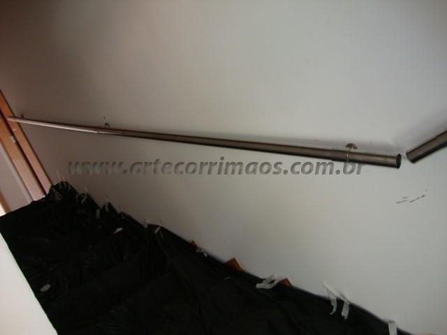 corrimaos de escada de aço inox