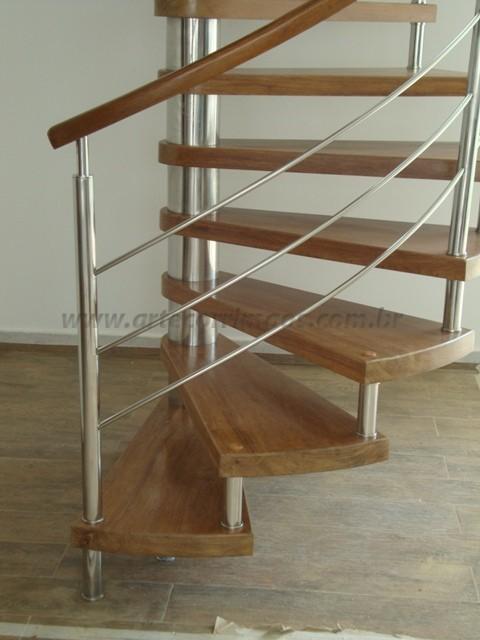corrimaos para escada