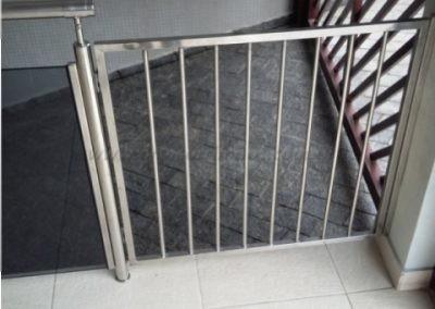 Portãozinho de Inox