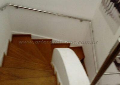 Corrimao de parede aço Inox ótimo preço