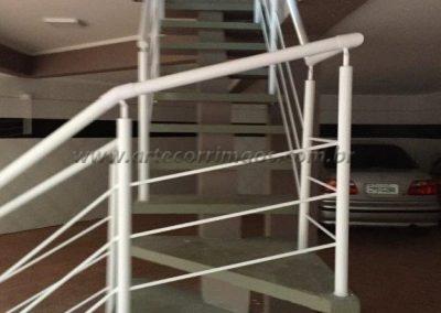 Guarda corpo - Aluminio de escada ótimo preço