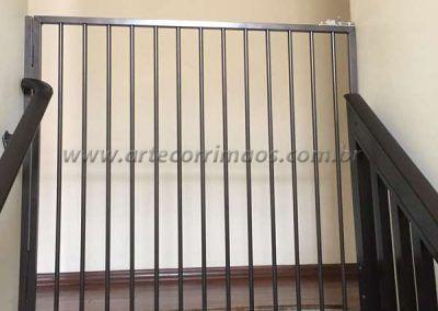 portãozinho de aluminio